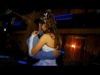 Папы. с дочкой. мой танец. Загружено 3 августа 2011.
